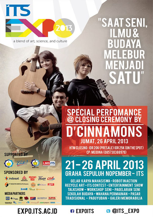 DCinnamons ITS Expo 2013