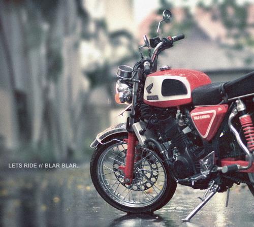 Ninja-CB 250cc. Sumber : Facebook JBI