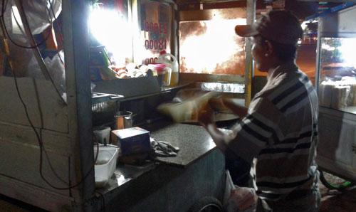 Martabak Mesir Bandar Lampung