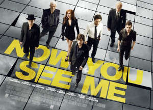 Sinopsis review film now you see me