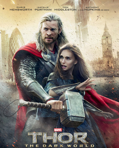 Review Film : Thor, The Dark World (2013)