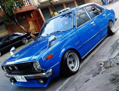jenis mobil retro KE30