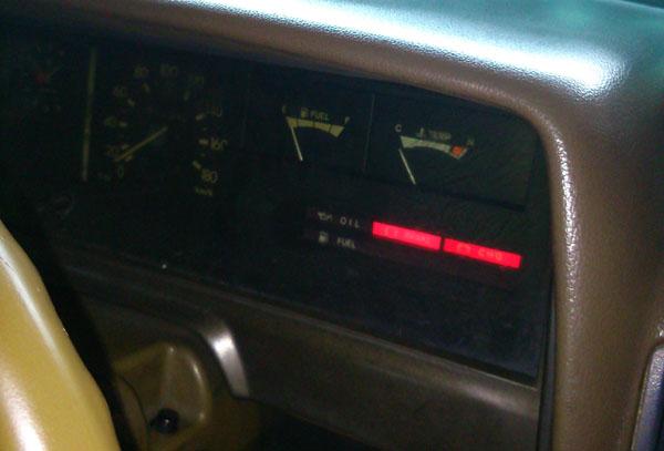 Lampu CHG Corolla dX