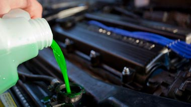 tips memilih air radiator coolant