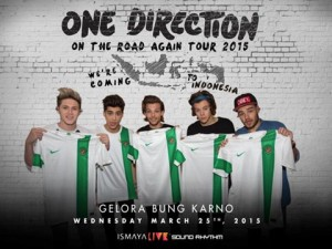konser one direction indonesia