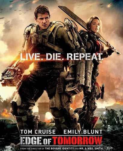 poster review film edge of tomorrow