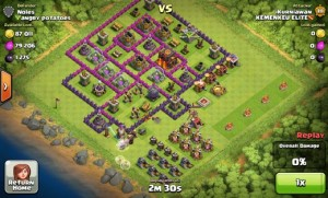 Tips Gems bermain clash of clans
