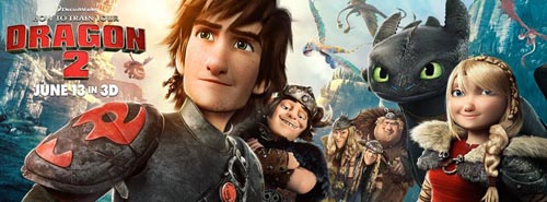 Jadwal tayang film how to train your dragon 2