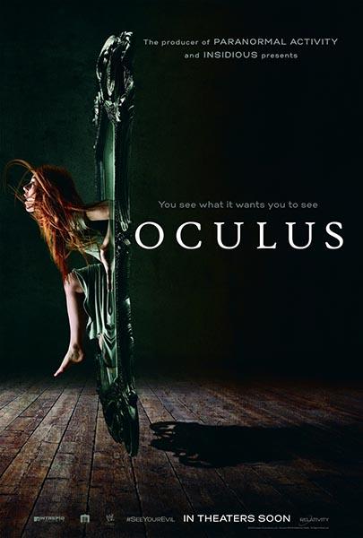 Review Film Oculus (2013) : Film Horor Yang Kurang Horor