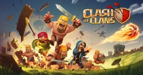 Langkah Awal Bermain Clash Of Clans
