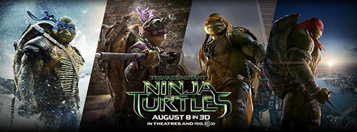 Cerita film Kura-kura Ninja 2014