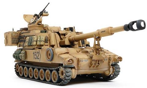 Model Plastik Tank Militer
