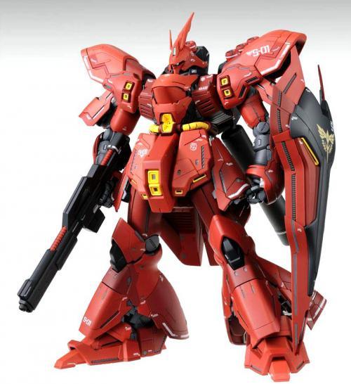 Gundam grade MG Sazabi