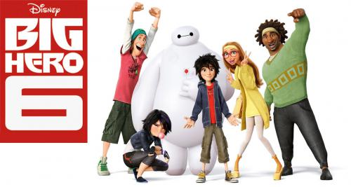 cerita review film disney Big Hero 6
