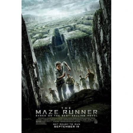 review cerita film the maze runner