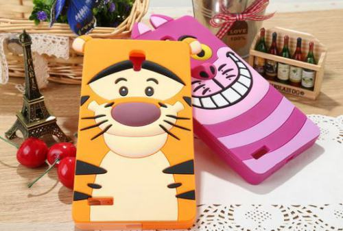 Softcase redmi note lucu