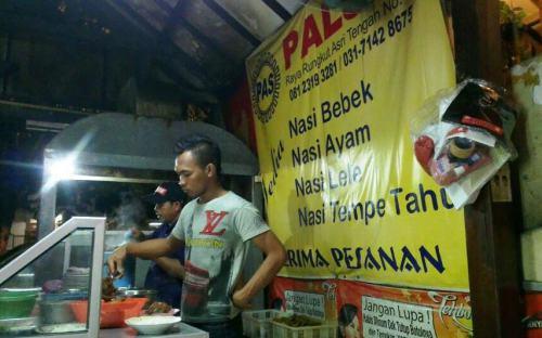 Kuliner Surabaya Bebek Palupi