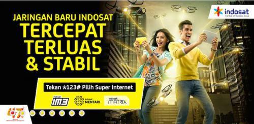 Paket Internet Indosat Im3 Mentari