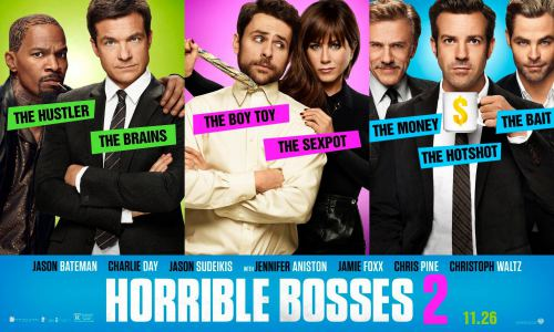 Sinopsis Cerita film Horrible Bosses 2