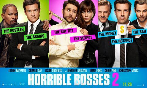 Sinopsis Cerita film Horrible Bosses 2