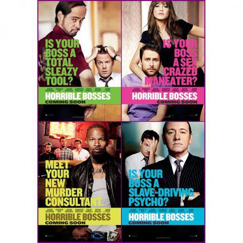 review cerita film horrible bosses