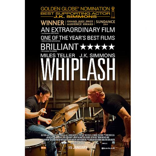 review cerita film whiplash