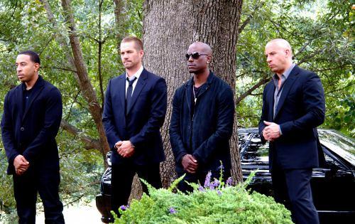 Film Fast Furious 7 Paul Walker