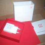 Isi box charger Oneplus One Original