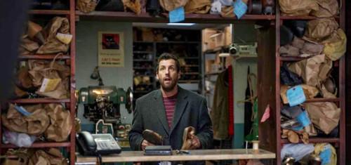 Cuplikan Cerita Film The Cobbler 2015