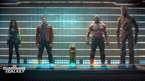 Cuplikan Film Guardian Of The Galaxy 2014