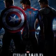 Film Terbaru Captain America Iron Man dan Spiderman