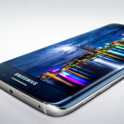 Layar Samsung S6 Edge