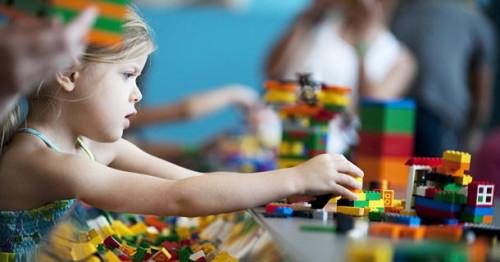 Manfaat LEGO Untuk Anak