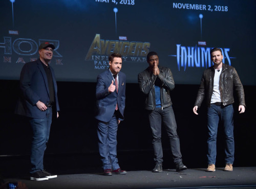Peluncuran Produksi Film Captain America