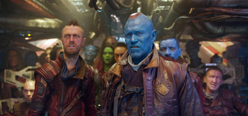 Pemeran Penjahat Guardian Of The Galaxy 2014