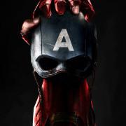 Poster Film Captain America Civil War