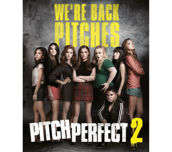 Poster Film Pitch Perfect 2