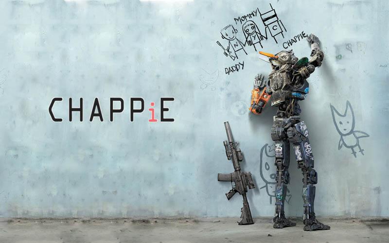 Poster Film Terbaru Chappie