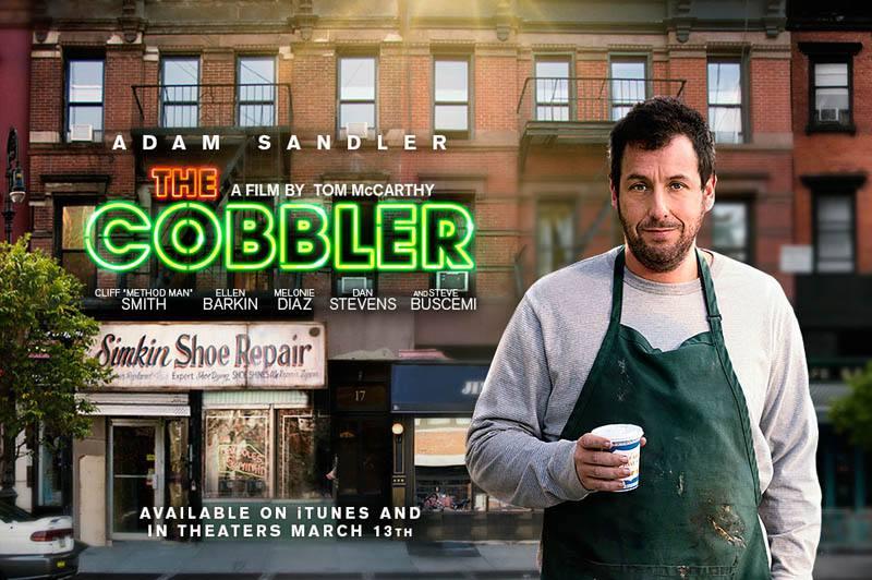 Review Cerita Film The Cobbler