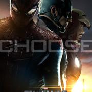 Spiderman di Film Captain America Terbaru