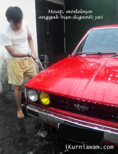 Tips Cuci Mobil Dengan Benar