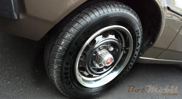 Velg Kaleng Asli mobil retro Toyota Corolla DX