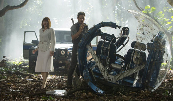 Review Cerita Film Jurassic World 2015