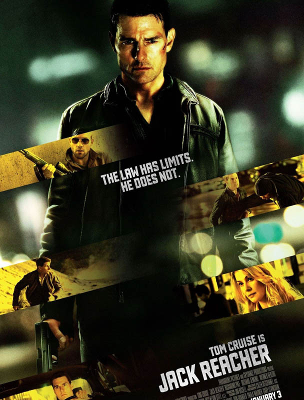 Review Cerita Film Tom Cruise is Jack Reacher