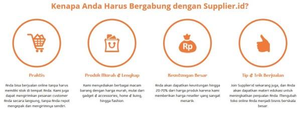 Agen Dropship Indonesia Terpercaya Supplier ID