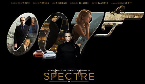 Cerita film James Bond Terbaru Spectre 2015