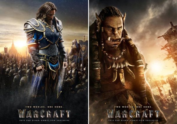 Film Warcraft The Movie 2016