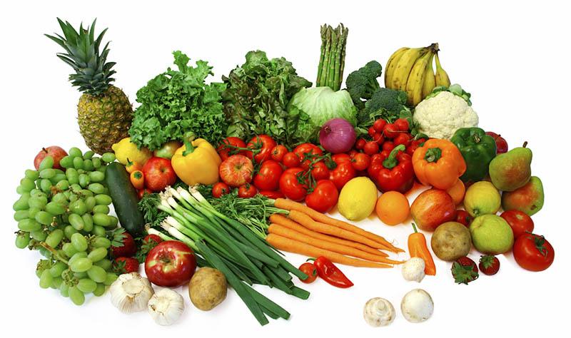 Gaya Hidup Sehat dengan Sayur dan Buah