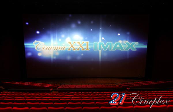 Pengalaman Nonton di Studio IMAX Surabaya