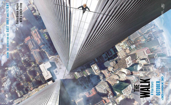 Review Film Terbaru The Walk 2015